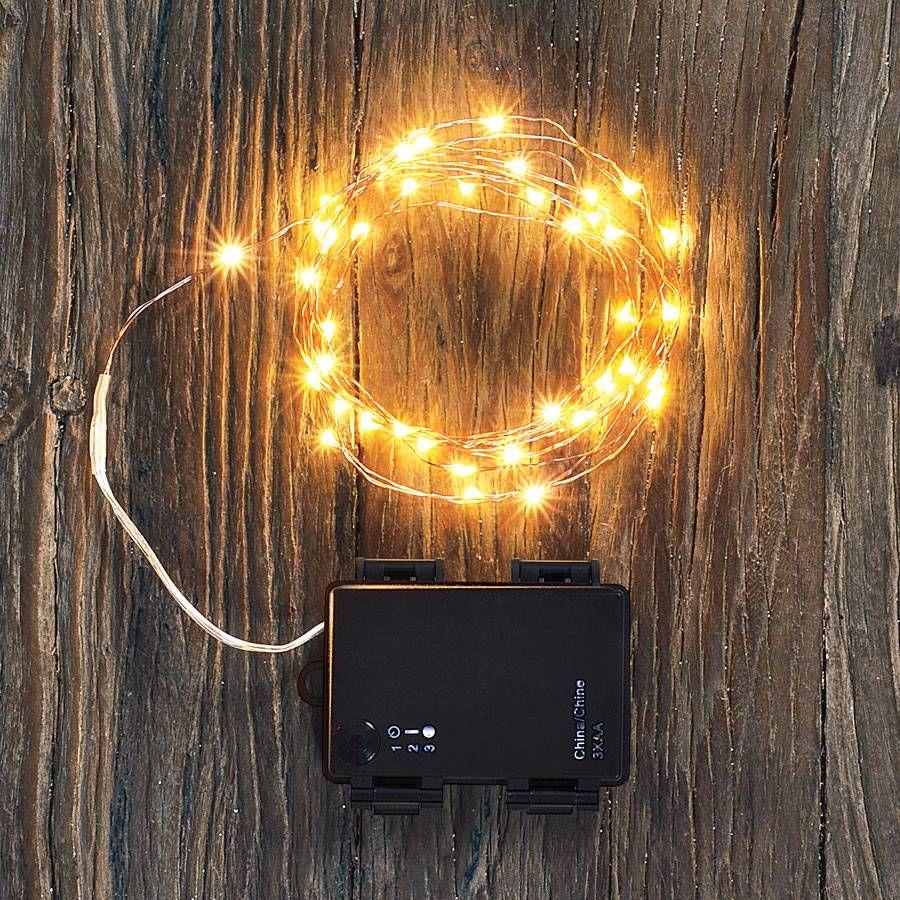 String Lights Indoor : Exclusive Indoor/Outdoor Copper String Lights for Sale at JP
