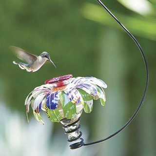 blown feeders set hummingbird glass of hanging decorative feeder droplet buy