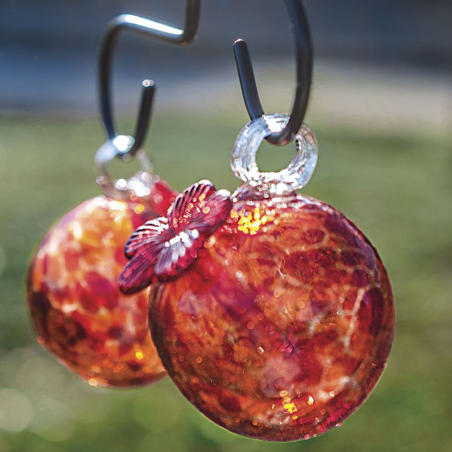 feeder feathered products oz humingbird hummingbird of vintage ffofsf friends fe glass santa