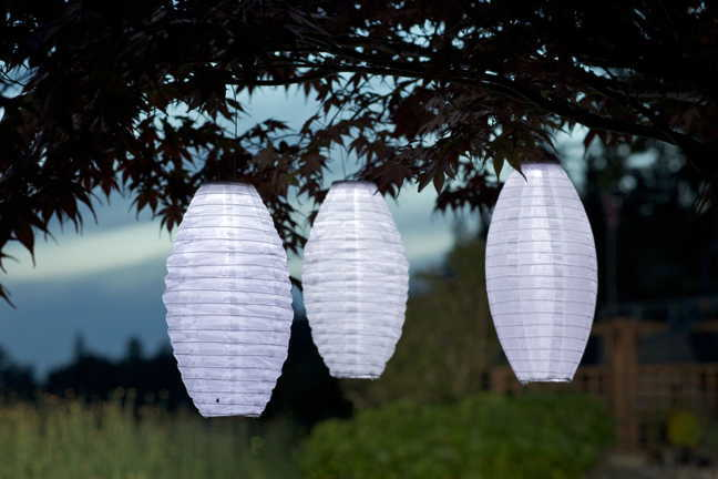 Solar Lantern Pods