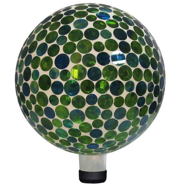 10-inch Mosaic Gazing Ball