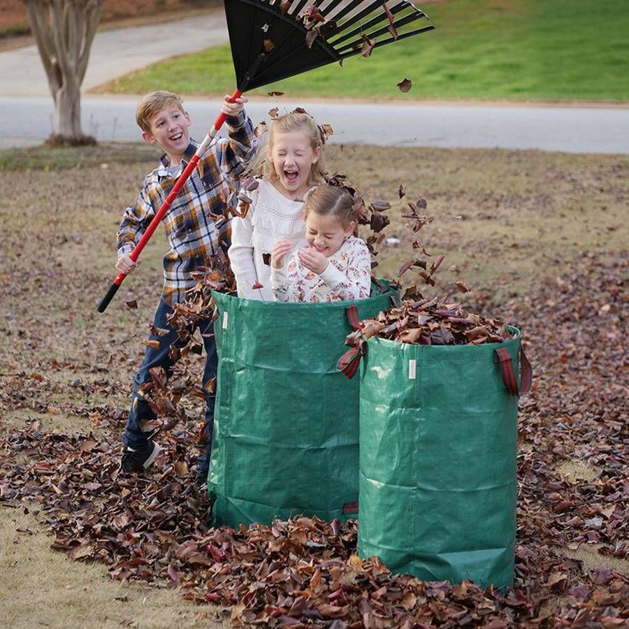 Reusable Garden & Leaf Bags Image