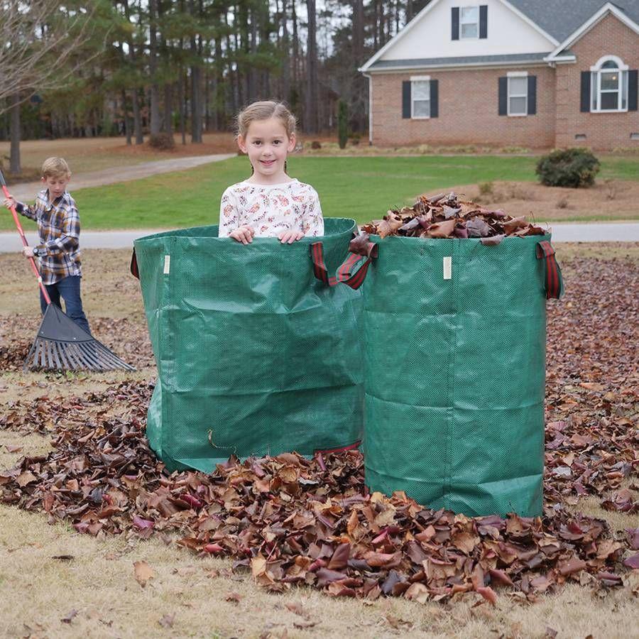 Garden Waste Bags Lawn Leaf Bag
