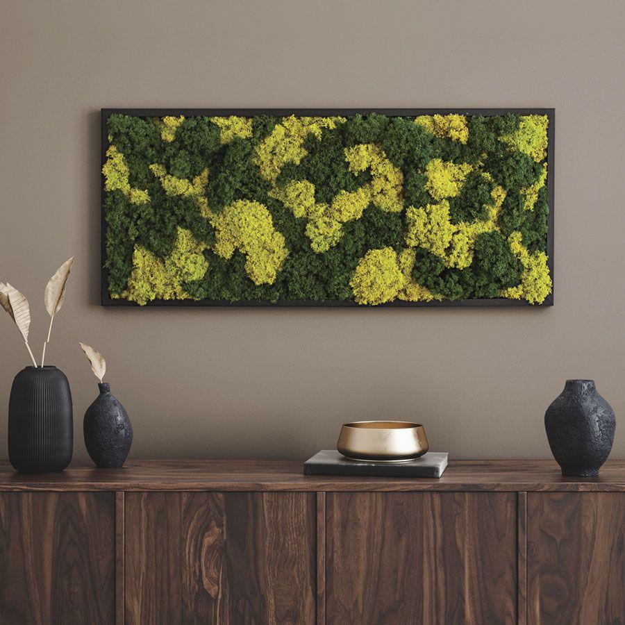 Moss Wall Art Image